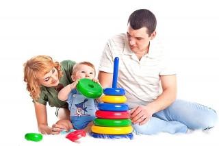 Развитие ребенка в домашних условиях