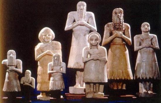 Фетишизм – ранняя форма религии