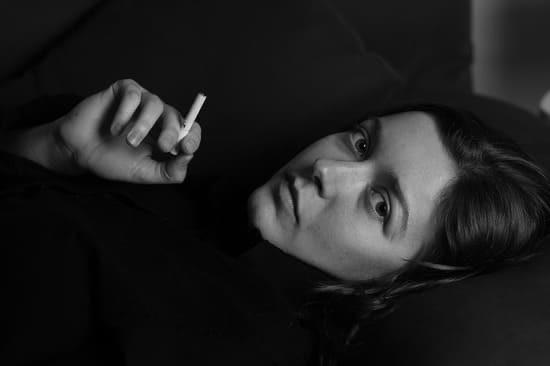 Как никотин влияет на психику