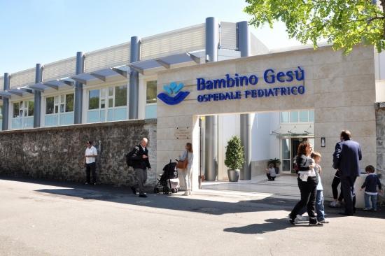 Итальянская клиника «Bambino Gesu»