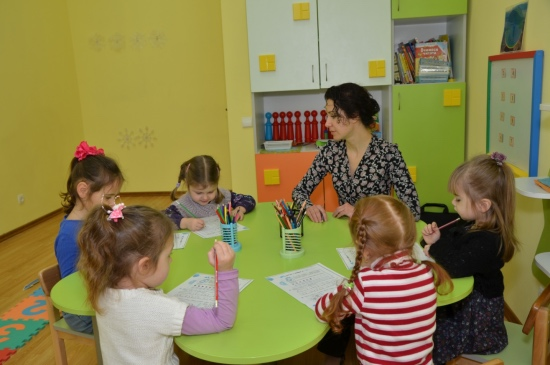 Центры развития детей с задержкой психоречевого развития