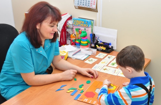 Занятия для детей с задержкой психоречевого развития