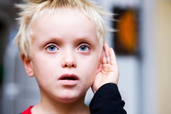 ЗПРР с чертами аутизма