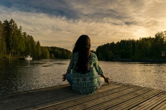 Йога как профилактика нервных расстройств
