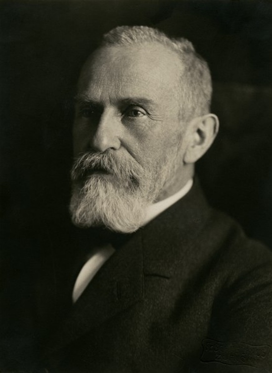 Швейцарский психиатр Эйген Блейлер