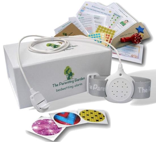 Лечение энуреза у детей при помощи энурезного будильника