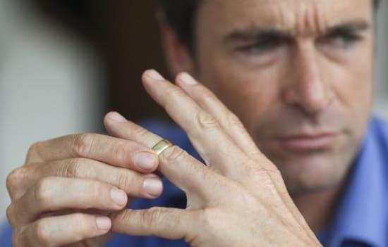 Мужчина после развода: психология отношений
