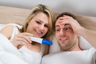 Оригинальный способ сообщить мужу о беременности