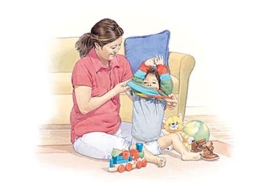 Адаптация в детском саду 2–3 года