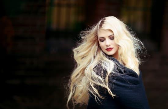 Длинные волосы – признаки женственности