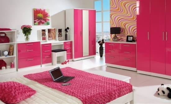 Розовый цвет цвет в интерьере, влияние на человека