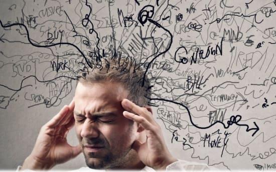 Человек разговаривает сам с собой вслух, диагноз