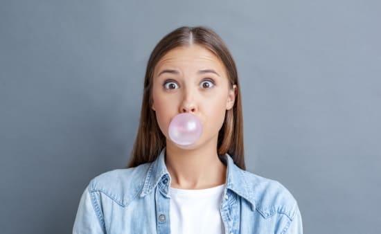 Жвачка, как способ держать язык за зубами