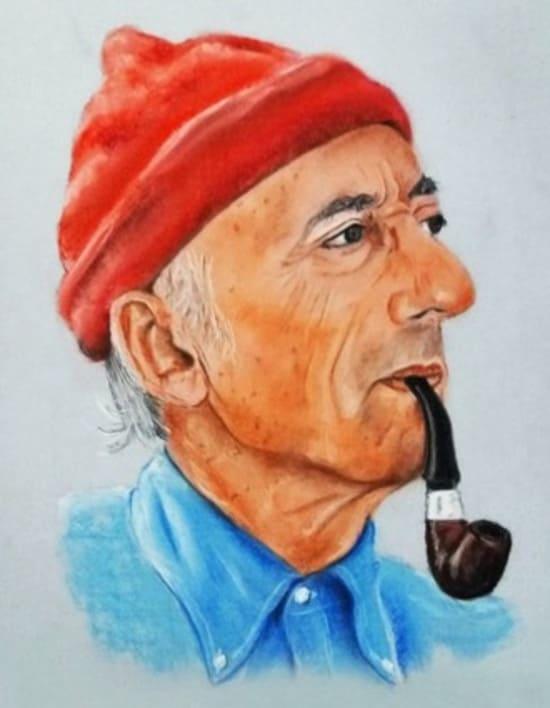 Выдающаяся личность Жак-Ив Кусто