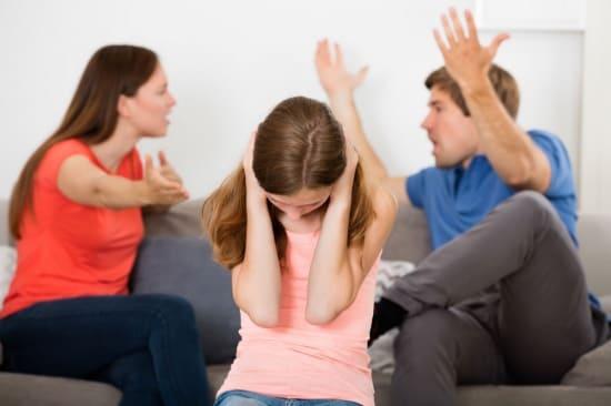 Эмоции в семейных отношениях