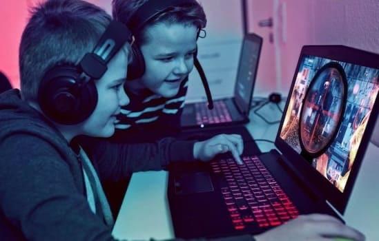Признаки игромании у детей