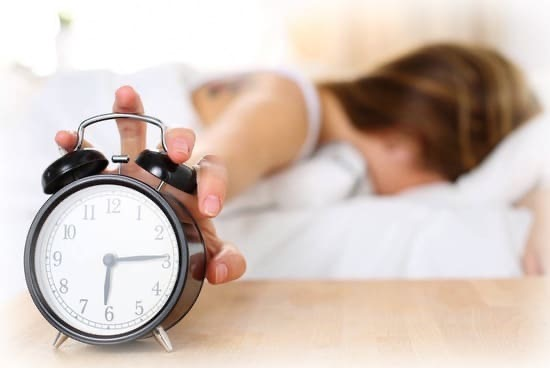 Сон после работы