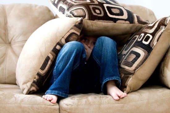 Агорафобия у детей