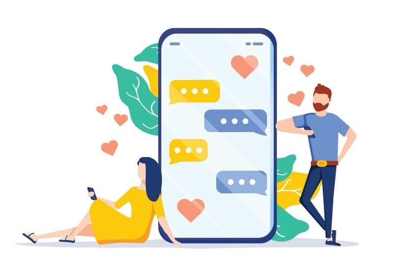 Приглашение на свидание по СМС