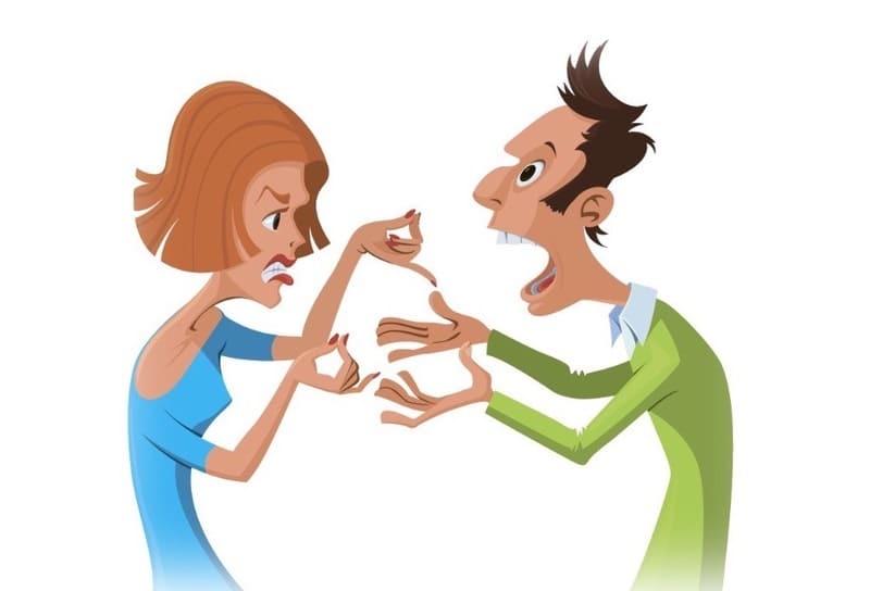 Злость друг на друга