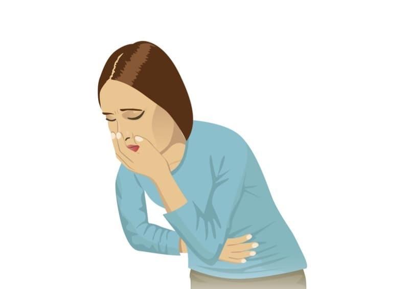 Начальная стадия булимии