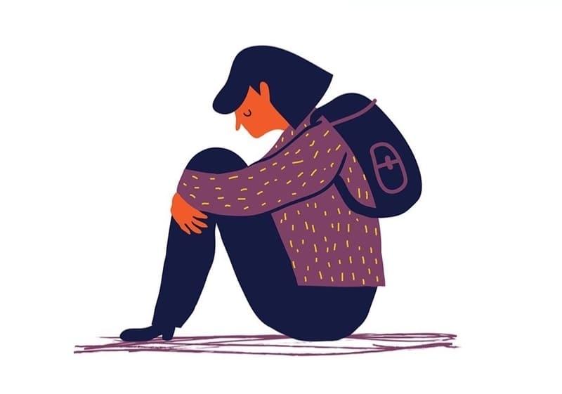 Депрессия в подростковом возрасте