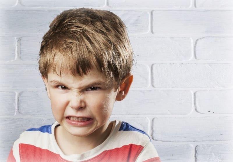 Эгоцентричный ребенок