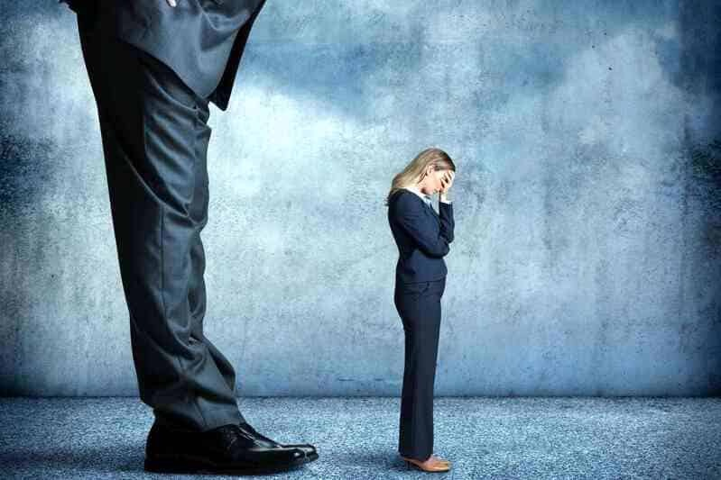 Дискриминация женщин