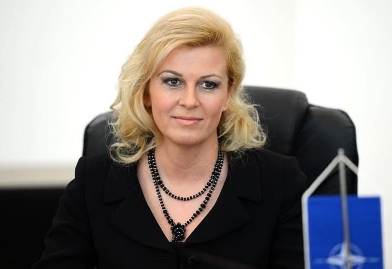 Бывший президент Хорватии