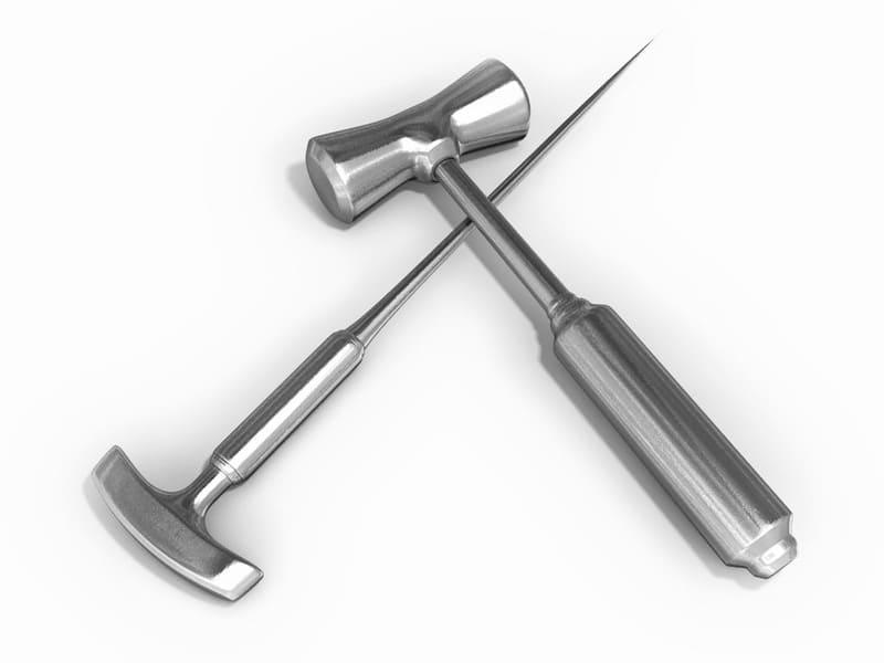 Инструменты для лоботомии