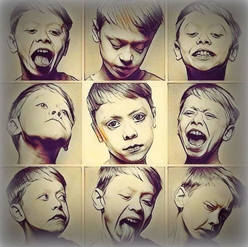 Синдром Туретта у детей