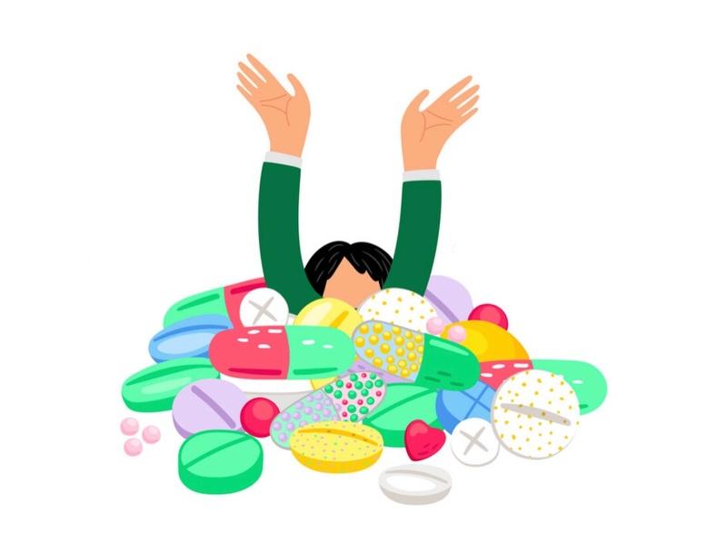 Медикаментозная зависимость