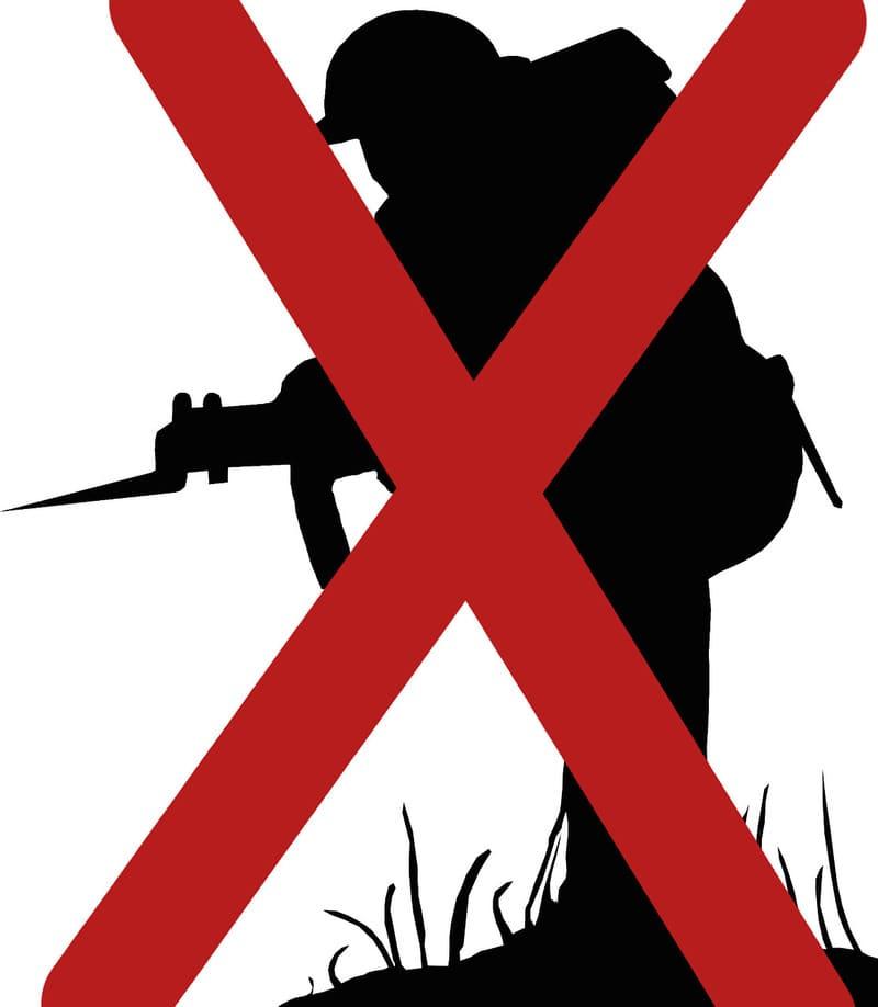 Пацифист и армия