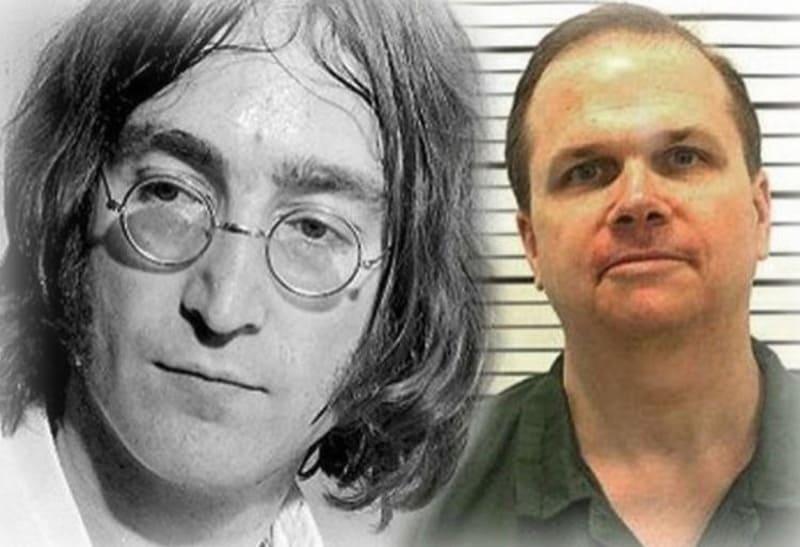 Убийца Джона Леннона