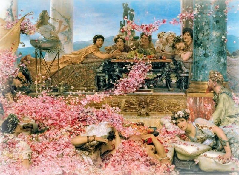 Гедонизм в Римской Империи