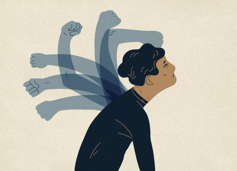 Интуитивно-эмоциональный интроверт