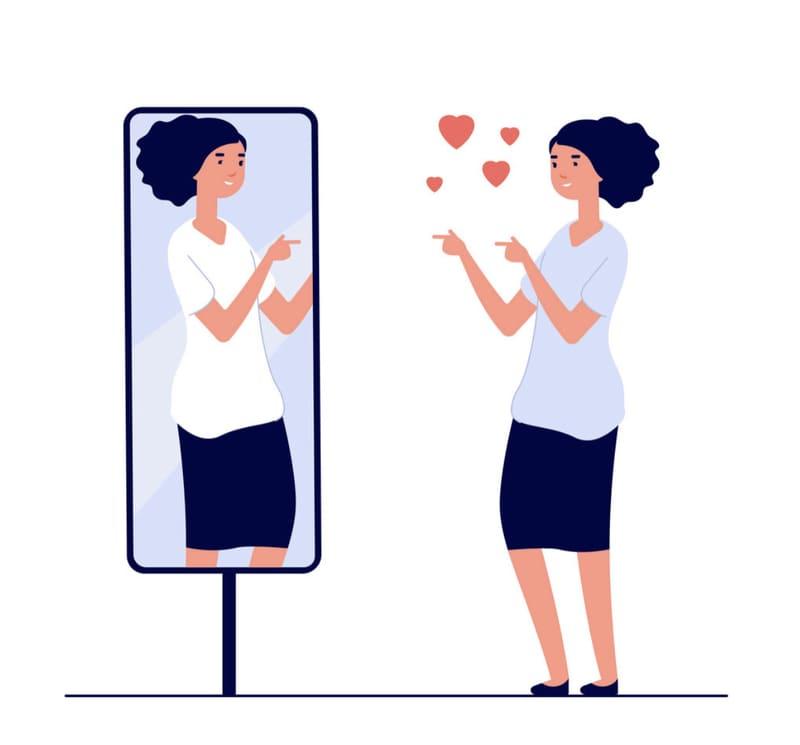 Как полюбить себя, как женщину