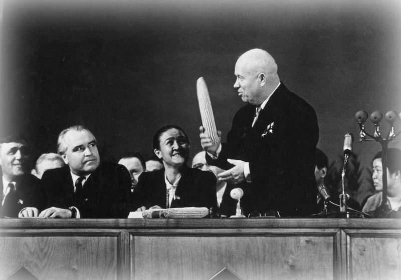 Волюнтаризм Хрущева