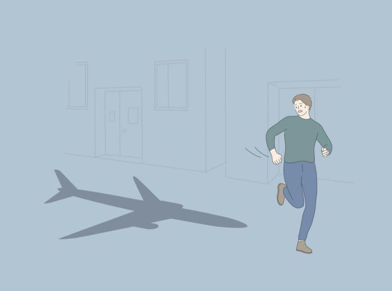 Что такое аэрофобия