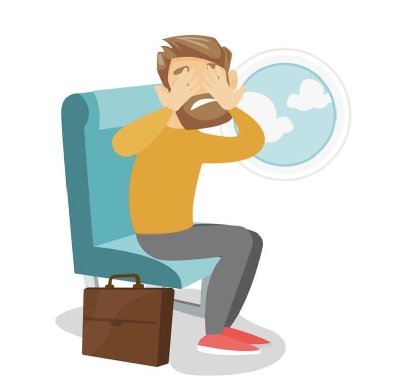 Что вызывает аэрофобию