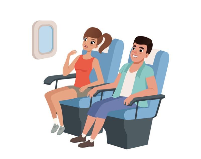 Как победить страх перед полетом?