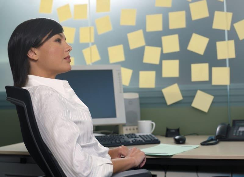 Как соблазнять мужчину на работе?
