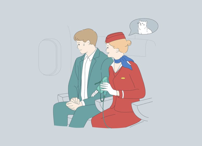 Страх полета