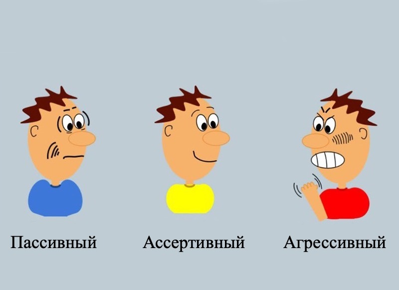 Ассертивная модель поведения