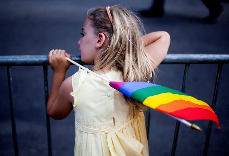 Дети, сексуальные меньшинства