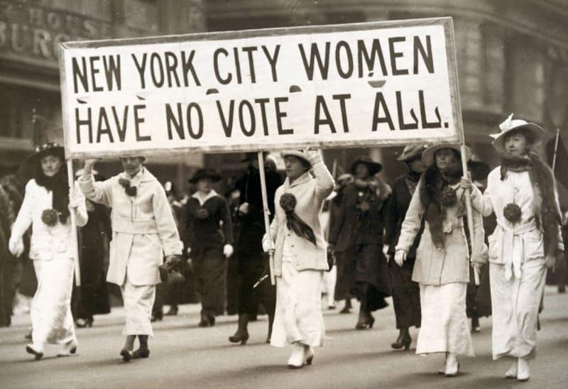 Феминизм первой волны