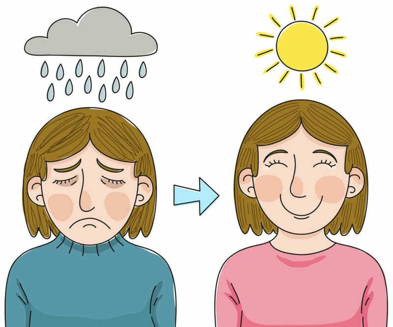 Лечение улыбающейся депрессии