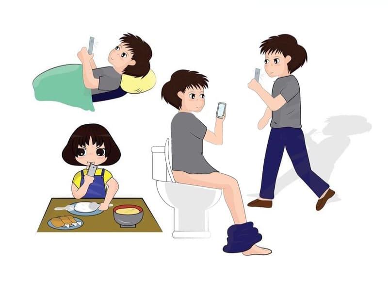 Номофобия: боязнь потерять телефон