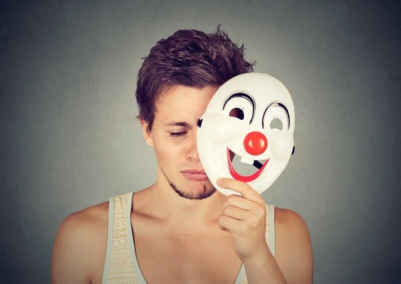 Что такое улыбающаяся депрессия?
