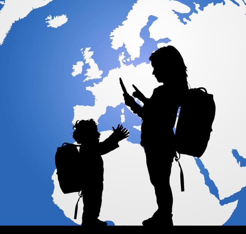 Дети мигрантов
